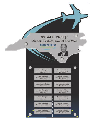 Willard G Plentl Award