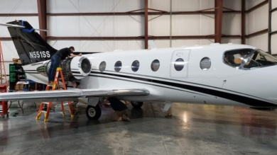 Sky Aircraft Maintenance at Davidson County Airport
